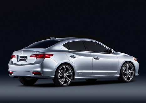 Does Luxury Start with the 2013 Acura ILX? – Keystone Auto Loans